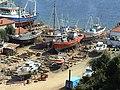 Pelion, St Kyriaki village, shipbuilding unit.jpg