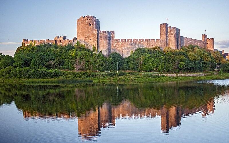 Pembroke Castle - June 2011