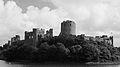 Pembroke Castle BW.jpg