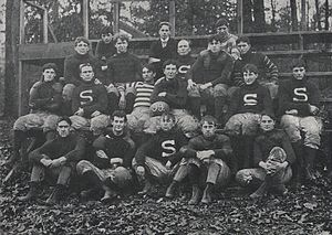 1899 Penn State Nittany Lions football team - Image: Penn State Football 1899