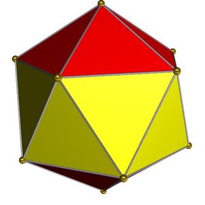 Gyroelongated bipyramid - Image: Pentagonal gyroelongated bipyramid