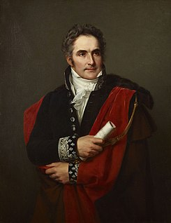 Casimir Pierre Périer French statesman