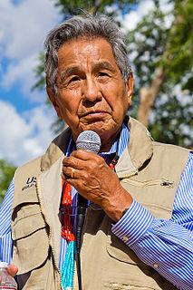 Peter MacDonald (Navajo leader) American politician