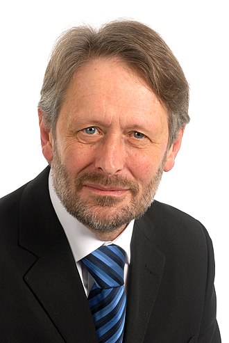 Mayor of Leicester - Image: Peter Soulsby