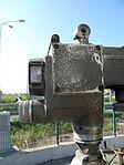 Pezzo artiglieria surplus, Ferro Polesine Rovigo 01.JPG