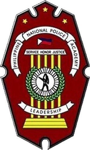 Philippine National Police Academy - Image: Philippine National Police Academy Seal