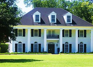 McNeese State University -  The President's Home