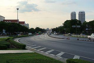 Phra Borom Maha Ratchawang Subdistrict Khwaeng in Thailand