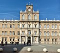 Piazza Roma, Palazzo Ducale, Modena, Italy, 2019, 01.jpg