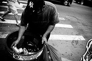 Picking Litter
