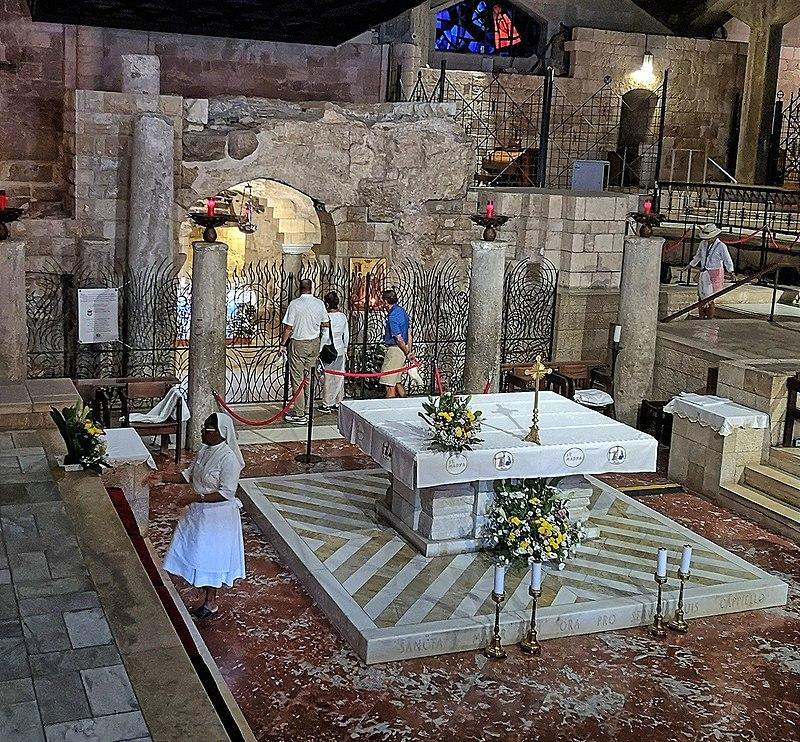 כנסיית הבשורה בנצרת