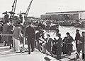 PikiWiki Israel 66960 downloading passengers at tel aviv port.jpg