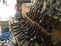 Pipes at Kruja Bazaar.jpg