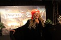 Pirates of the Caribbean Geoffrey Rush Eva Rinaldi (5729443967).jpg