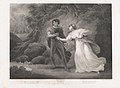 Pisano and Imogen (Shakespeare, Cymbeline, Act 3, Scene 4) MET DP859564.jpg