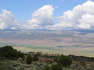 Piute County, Utah - Image: Piute County Utah