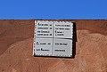 Placa en record de les veïnes expulsades per l'ampliació de l'IVAM, carrer de la Beneficència.JPG