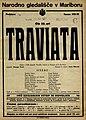 Plakat za predstavo Traviata v Narodnem gledališču v Mariboru 26. oktobra 1927.jpg