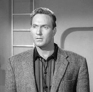 Gregory Walcott - Walcott in Plan 9 from Outer Space.