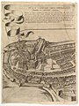 Plan of the City of Rome. Part 7 with a Dedication to Camillo Pamphili, the Vatican and Part of the City Wall MET DP825215.jpg