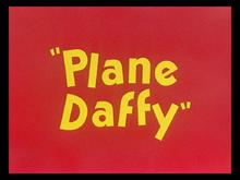 Plane Daffy - Wikipedia