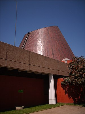 University of Santiago, Chile - The university is famous for its planetarium.