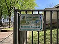Plaque Allée Fernand Forest - Rosny-sous-Bois (FR93) - 2021-04-15 - 2.jpg
