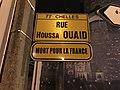 Plaque rue Ouaid Chelles Seine Marne 2.jpg
