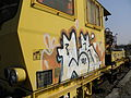Plasser & Theurer OBW 10 FS alla Stazione di Legnago 03.JPG
