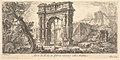 Plate 24- Arch of Pola in Istria near the Gate (Arco di Pola in Istria vicino alla Porta) MET DP827968.jpg