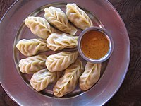 Nepalese cuisine wikipedia plateful of momo in nepal forumfinder Image collections