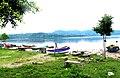 Playa de San agustin,lago de Ilopango San Pedro Perulapan,El salvador - panoramio.jpg