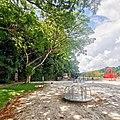 Playground with Machine Gun Turret in Background - BYKIDO.jpg