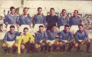 Real Madrid Castilla - AD Plus Ultra 1949–50