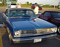 Plymouth Valiant With '71 Duster Grille (Auto classique Bellepros Vaudreuil-Dorion '12).JPG