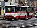 Plzeňská, u Kavalírky, autobus X-9 (01).jpg