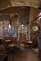 Pod Baranami Palace, Cellar under the Rams bar & cabaret interior II, 27 Main Market Square, Old Town, Kraków, Poland.jpg