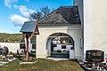 Poggersdorf Leibsdorf Filialkirche hl. Martin Vorhalle 03012019 5766.jpg