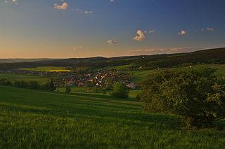 Valchov Municipality in South Moravian, Czech Republic