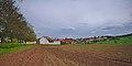 Pohled na obec od západu, Jabloňany, okres Blansko.jpg