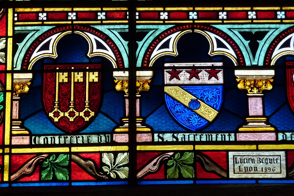 Poligny (Jura) Collegiale 150223