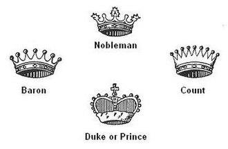 Dołęga coat of arms - Polish Nobility Crowns