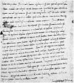 Poliziano, Letter to Lorenzo de' Medici.jpg
