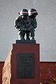Pomnik małych powstańców - Warszawa Tarchomin.jpg