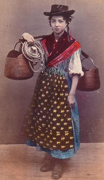 File:Ponti, Carlo (ca. 1823-1893) - Porteuse d'eau - n. 151 - Venice.jpg