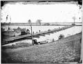 Pontoon bridge on James River - NARA - 524647.tif