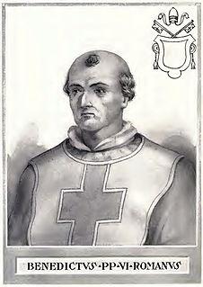 Pope Benedict VI pope