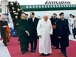 Pope John Paul II in Bosnia 1997 (cropped).jpg