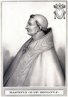 Pope Marinus II pope