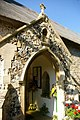 Porch of St Lawrence's church - geograph.org.uk - 515049.jpg